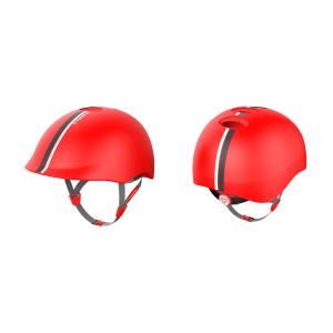 Yvolution Helmet Red