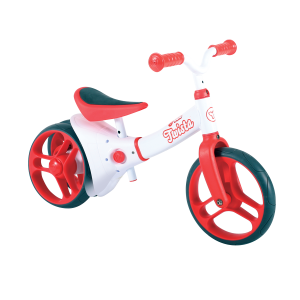 Y Velo Twista Balance Bike – Adjustable Wheels