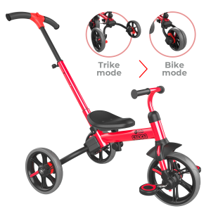 Y Velo Flippa 4 in 1 – Balance Bike To Trike