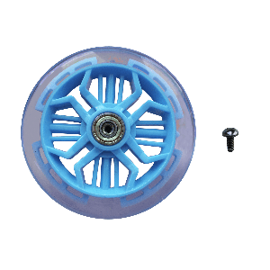 YGlider Air Front Wheel Blue