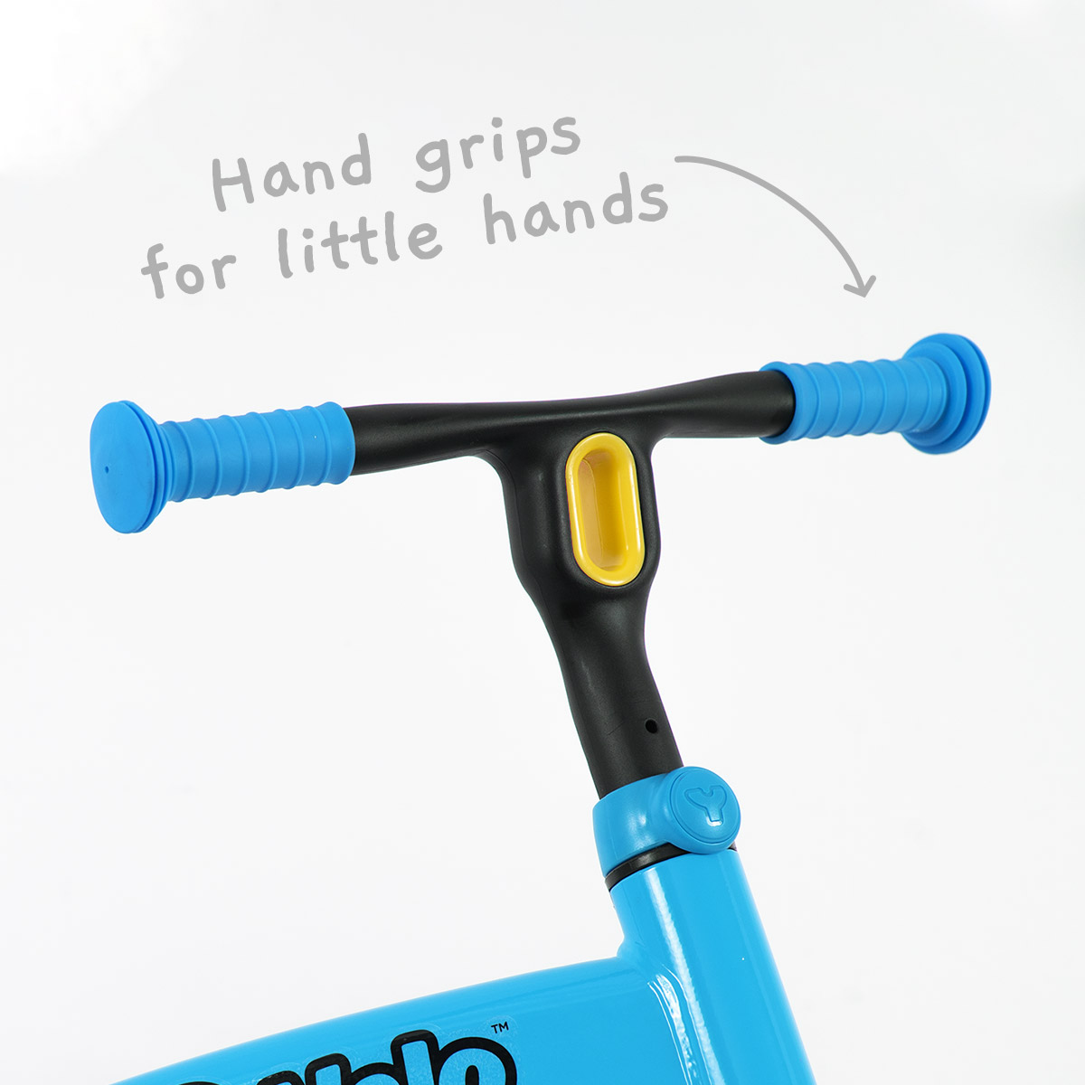 Hand grips for little hands
