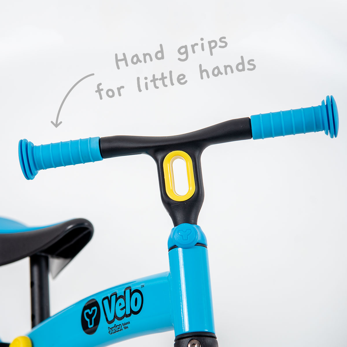 Small grips for small hands