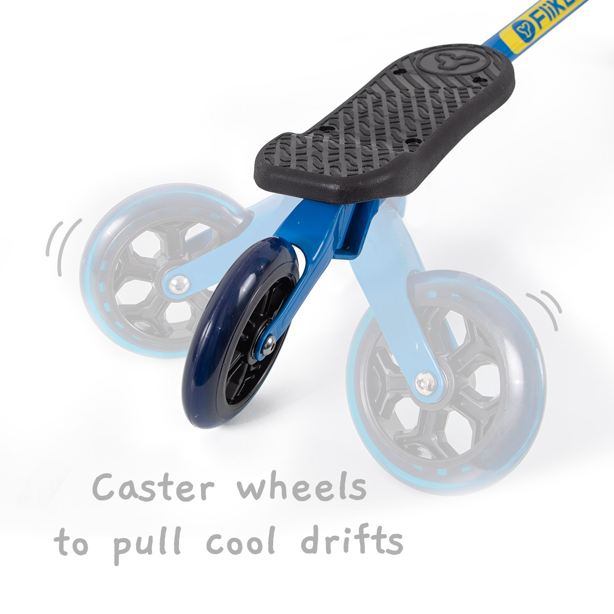 Durable PU caster wheels